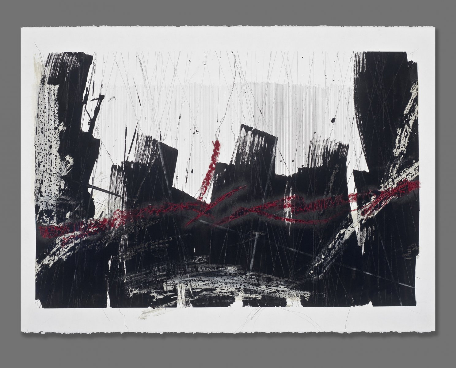 Cacophony: Red Line No. 2