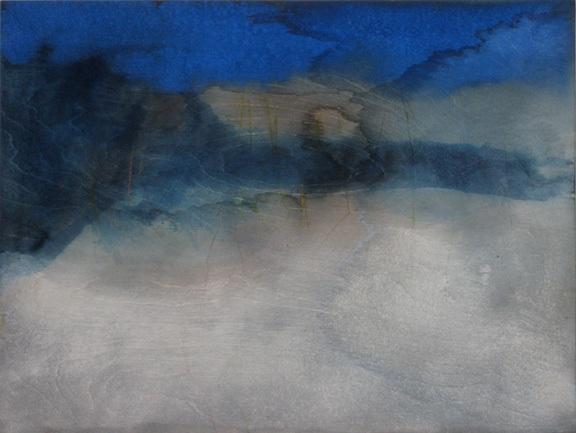 Cri de Coeur, 24 x 18in., watercolor, pencil, prismacolor on birchwood panel. 2010