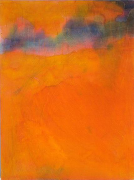 Cri de Coeur, 18 x 24in., watercolor, pencil, prismacolor on birchwood panel. 2010