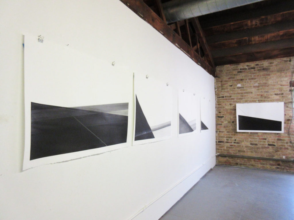Planar Violations, Installation View